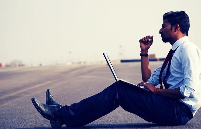 Voyant internet question emploi et vie professionnelle