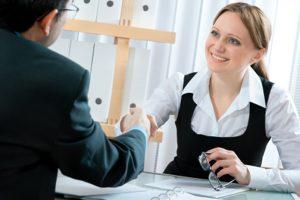 Trouver un travail rapidement